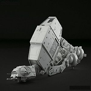AT- AT Model Kit Bandai oferta