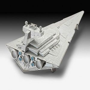 Comprar maquetas destructor estelar rogue one revell