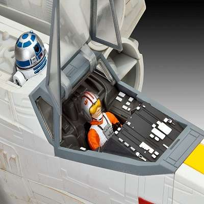 Opiniones Star wars EasyKit X-Wing Fighter 06690