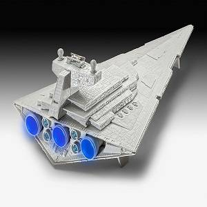 Opiniones maqueta revell destructor rogue one